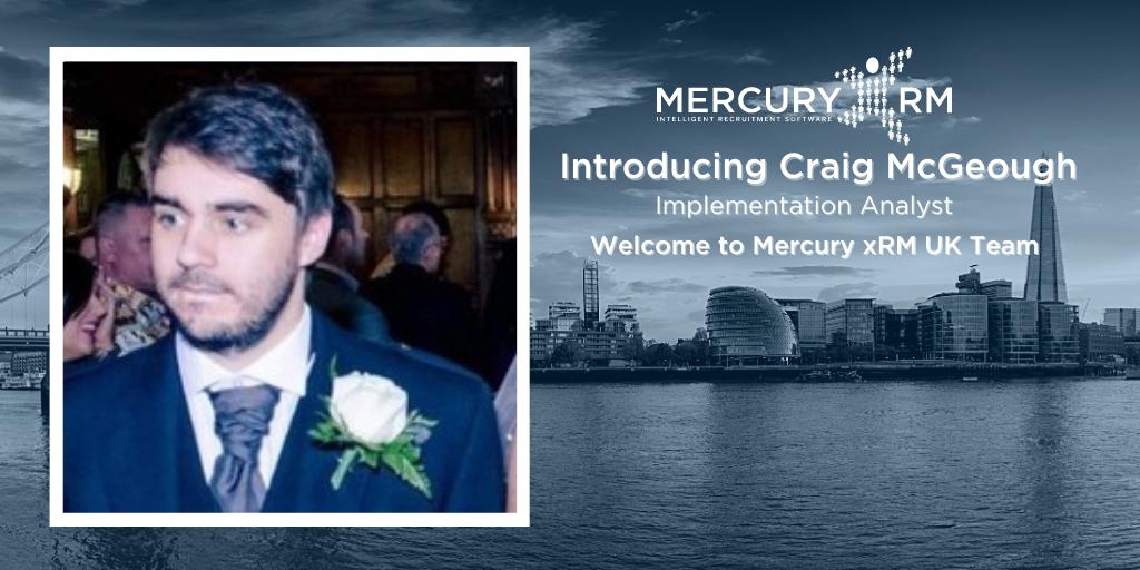 Introducing Craig McGeough