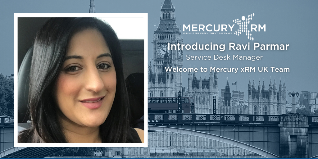 Mercury xRM Service Desk manager