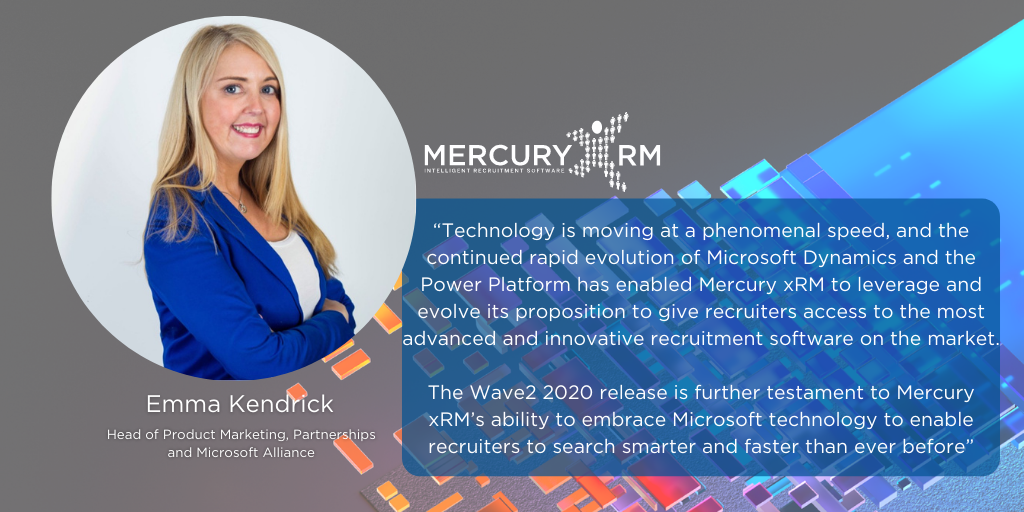 Mercury xRM, Microsoft Ignite